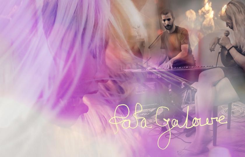FaFa Galoure - פאפא גלאור, צילום: רותם מקריית גת ואנטון טל, עיצוב גרפי: אפרת כהן
